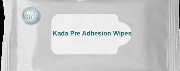 Kada Pre Adhesion Wipes